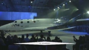 SpaceShipTwo, l'avion suborbital made in Virgin (20/02)