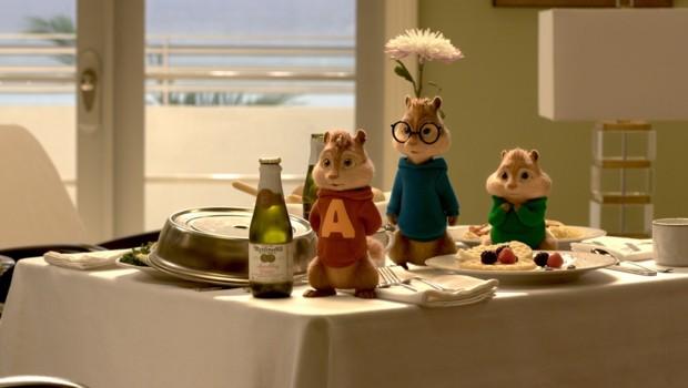 Alvin et Les Chipmunks - A fond la caisse de Walt Becker