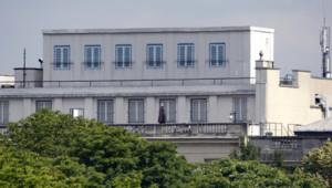 Ambassade américaine à Paris