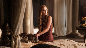 Cersei Lannister, dans la série Game of Thrones.