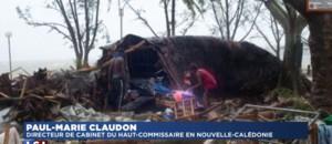 Cyclone Pam : la Nouvelle-Calédonie au secours du Vanuatu