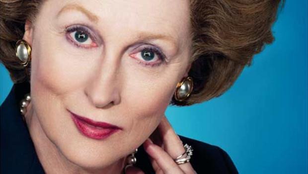 dame de fer affiche film meryl Streep Margaret Thatcher