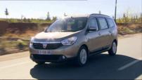 Essai Automoto Dacia Lodgy 2012