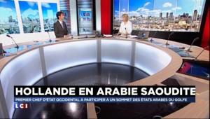 """Hollande en Arabie Saoudite : """"Il y a une convergence de vue accrue ces dernières années"""""""