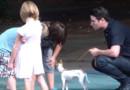 Le comédien Liko dénonce dans sa vidéo qu'il est facile de kidnapper un enfant en moins de 30 secondes.