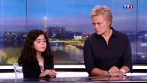 """""""Les malheurs de Sophie"""" : Muriel Robin et Caroline Grant invitées du 20h de TF1"""
