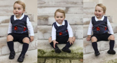 Photos officielles du Prince George