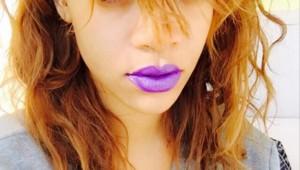 Rihanna est devenue rousse
