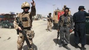 soldat britannique afghanistan