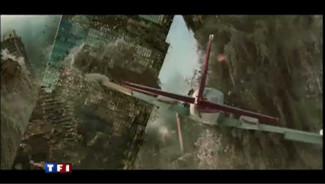 """Une image du film """"2012"""", relatant la fin du monde prédite par les Mayas."""