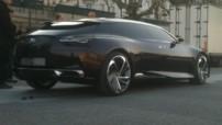 Citroën Numéro 9 Concept 2012 scoop 3