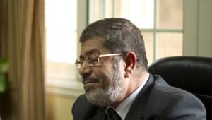 Egypte : Mohammed Morsi, le 28/11/11