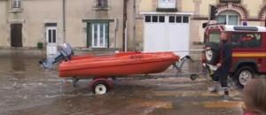 Inondations : situation critique dans le Loiret
