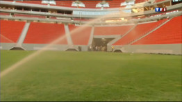 Le 20 heures du 14 août 2013 : Un stade �lo �rasilia - 1856.941
