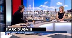 Marc Dugain compare le copilote responsable du crash aux frères Kouachi