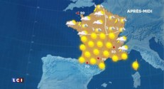 Météo : la canicule continue malgré des risques d'orages dans le nord