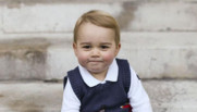 Photo officielle du Prince George 1