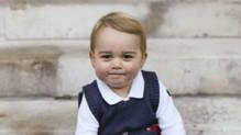 Photo officielle du Prince George 1