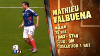 Portrait de Mathieu Valbuena