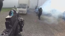 Une opération anti-drogue filmée au Chili