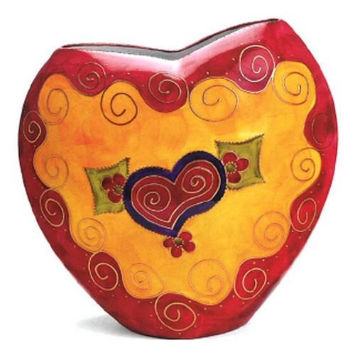 Vase coloré - Soisick