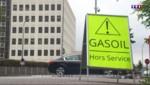 Grève des raffineries : les distributeurs désormais autorisés à puiser dans les réserves françaises
