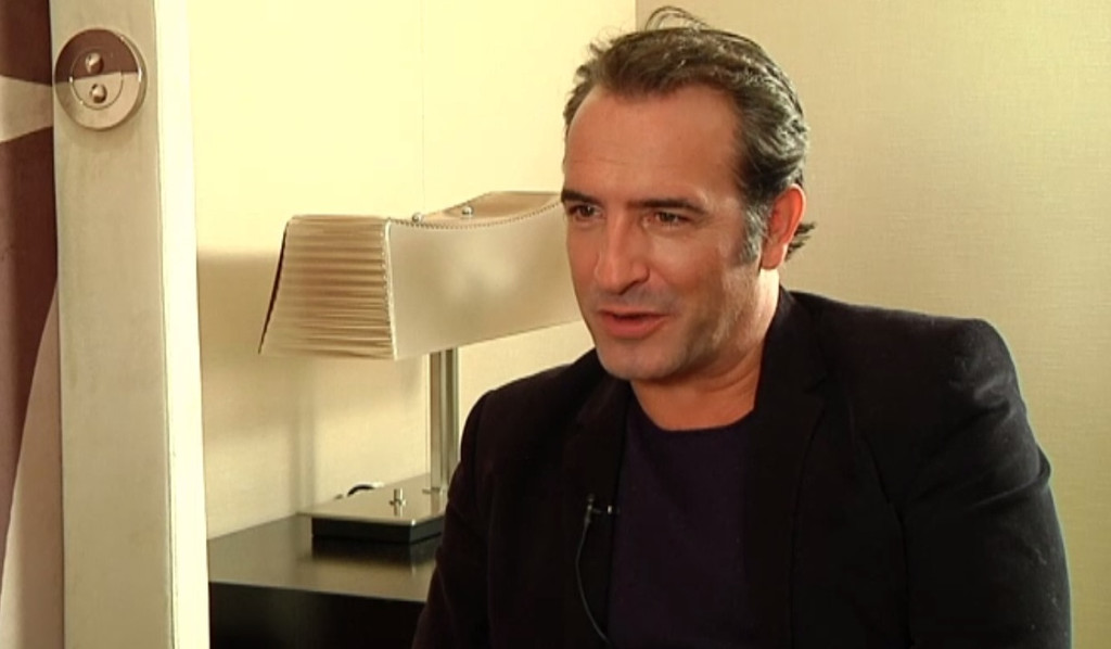 Jean dujardin c 39 tait une vraie chance de faire la for Jean dujardin interview