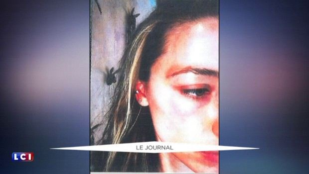 Johnny Depp accusé de violences conjugales par sa femme Amber Heard