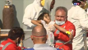 Le 20 heures du 6 août 2015 : Nouveau drame en méditerranée, près de 200 migrants disparus - 758