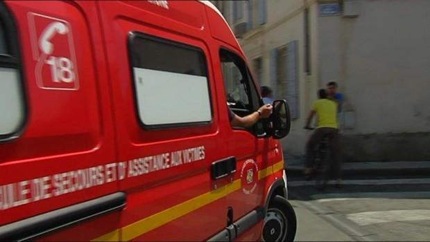 pompiers secours 18 urgence