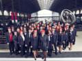 Tenue uniforme SNCF