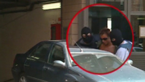 TF1/LCI : L'arrestation de l'un des braqueurs d'un fourgon de la Brink's