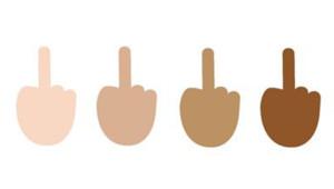 Windows ajoute dans sa banque d'emojis le doigt d'honneur