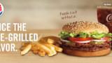 Burger King revient ! Tout doucement...