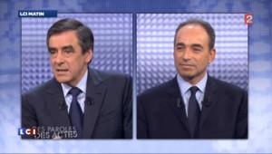 Duel Copé/Fillon : un débat sans attaque frontale