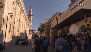 L'inquiétude à Damas après les affrontements meurtriers