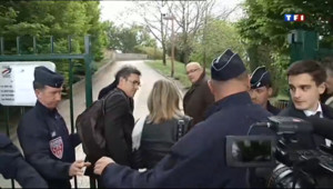 Le 20 heures du 17 mai 2013 : Clermont-Ferrand : la justice a ordonn�ne remise en situation de la disparition de Fiona - 517.302