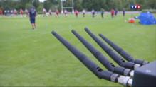 Le 20 heures du 3 août 2015 : Coupe du monde de ryugby : préparation physique 2.0 pour le XV de France - 1539