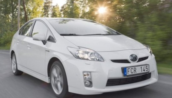 Photo 1 : PRIUS NOUVELLE - 2009
