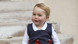 Photo officielle du Prince George 3