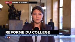 """Propos """"xénophobes"""" de Sarkozy : la gauche s'insurge à l'Assemblée nationale"""