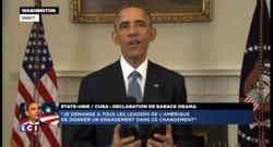 "Rapprochement USA-Cuba : ""Todos somos Americanos"" lance Obama"