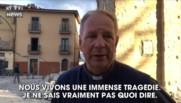 """Séisme en Italie : """"Nous vivons une immense tragédie"""", le désarroi du prêtre d'Amatrice"""