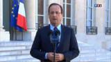 """Hollande : """"mobilisation totale de l'Etat"""" contre le terrorisme"""