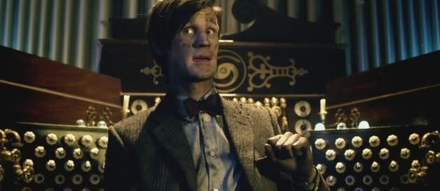Doctor Who, A Christmas Carol (2010), un épisode spécial de Steven Moffat, avec matt Smith, Karen Gillan, Michael Gambon & Katherine Jenkins.