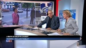 "EDITO d'Arlette Chabot : ""Taubira: maillon faible?"""