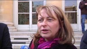 Elisabeth David, secrétaire nationale de l'Unsa (22/04/2010)