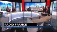 """Grève à Radio France : """"Mathieu Gallet a été choisi à l'unanimité"""""""