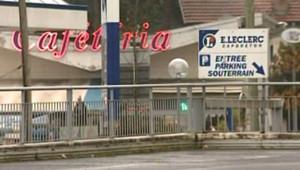 La cafétéria de Capbreton où a sans doute eu lieu la rencontre fatale à un garde civil espagnol (1er décembre 2007)
