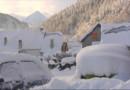 Le 13 heures du 2 février 2015 : Neige dans les Pyrénées : le village d%u2019Aulon coupé du monde - 116.936